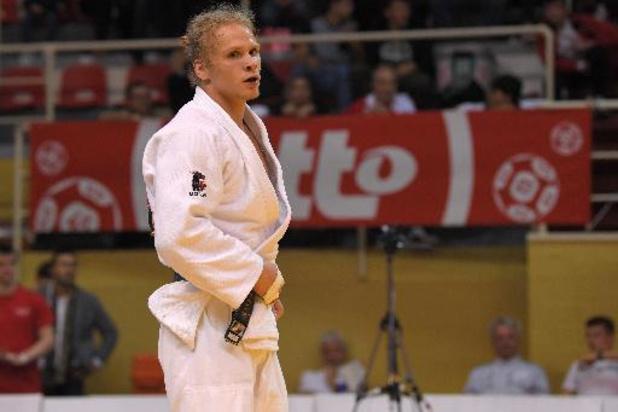 Jeroen Casse battu en repêchages, blessure pour Gabriella Willems