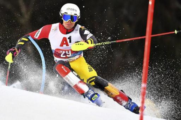 Pas de deuxième manche pour Marchand, 50e à l'issue de la première, au slalom de Kitzbühel