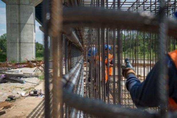 Le secteur de la construction adapte ses activités en raison de la chaleur