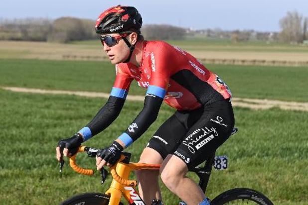 Mark Padun remporte la 7e étape, Richie Porte prend la tête du général