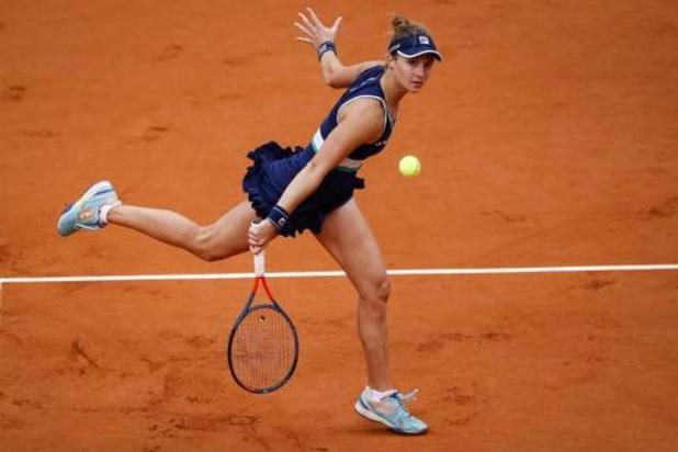 Qualifier Podoroska schakelt Svitolina uit in kwartfinales