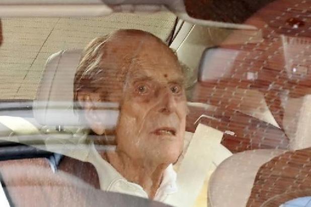 Britse prins Philip overleden