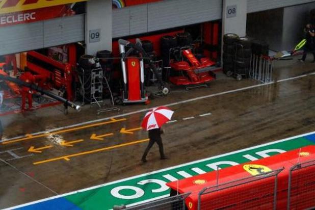 F1 - GP de Styrie: la troisième et dernière séance d'essais libres finalement annulée