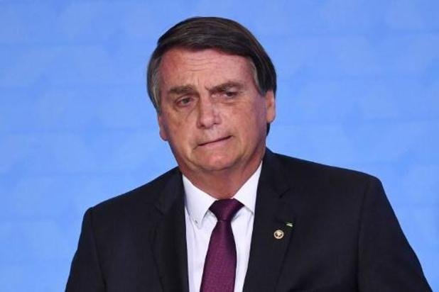 "Bolsonaro félicitera ""le candidat qui aura été élu"""