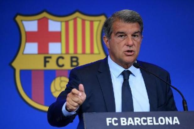 Barça zal tijdens verbouwing Camp Nou vermoedelijk in Johan Cruyff Stadion spelen