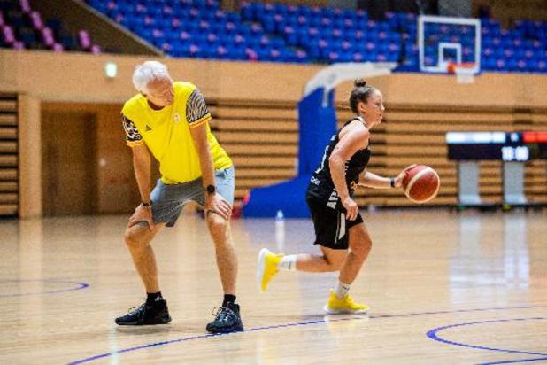 OS 2020 - Assistent-coach Belgian Cats keert terug in selectie