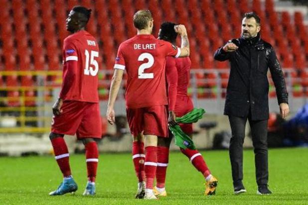 Europa League - Ivan Leko a profité d'une très belle entame de match