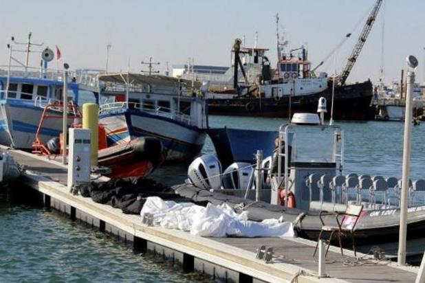 Deux morts et 23 migrants disparus au large de la Tunisie