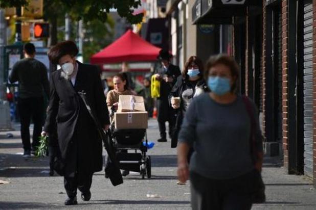 Meer dan 70.000 nieuwe besmettingen in de VS