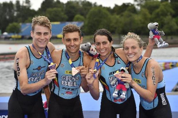 Les Belgian Hammers qualifiés pour Tokyo en gagnant le qualificatif olympique à Lisbonne