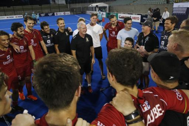 Topduels voor Red Lions en Red Panthers woensdag tegen Nederland