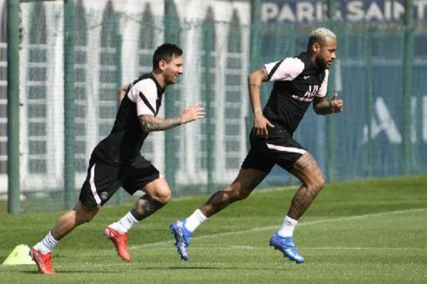 Lionel Messi zit nog niet in selectie voor thuismatch tegen Strasbourg