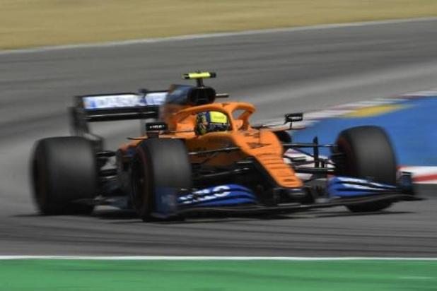 McLaren blijft F1 tot minstens 2025 trouw