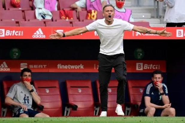 L'Espagne, sans aucun joueur du Real Madrid, en quête d'un quatrième trophée