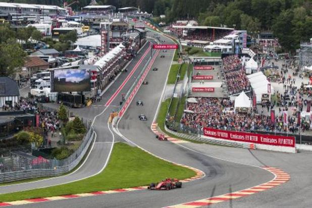 Le Circuit de Spa-Francorchamps va pouvoir reprendre une partie de ses activités