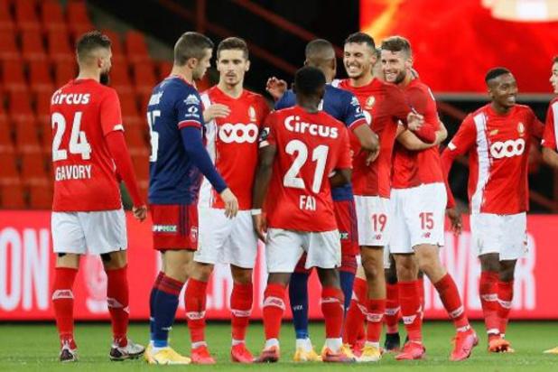 Standard loot mooie poule met Benfica, Rangers en Lech Poznan