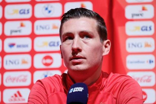 """Hans Vanaken devra """"maintenir son niveau à Bruges"""" pour être sélectionné à l'Euro"""