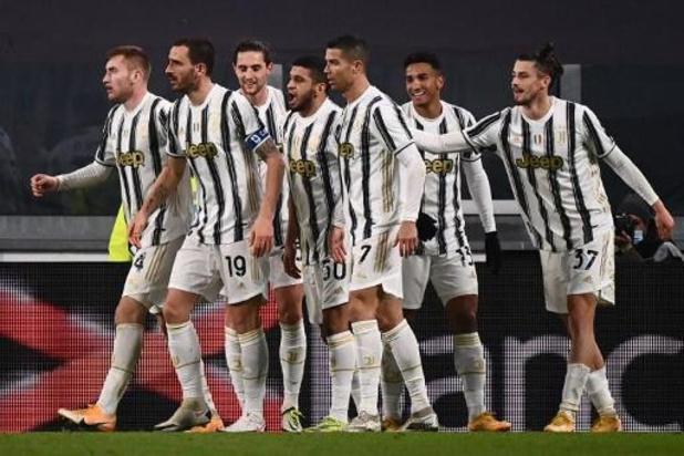 Coupe d'Italie - La Juventus se qualifie en quarts de finale après les prolongations