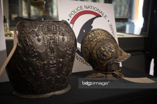 Louvre krijgt twee kunststukken uit Renaissance terug 40 jaar na diefstal