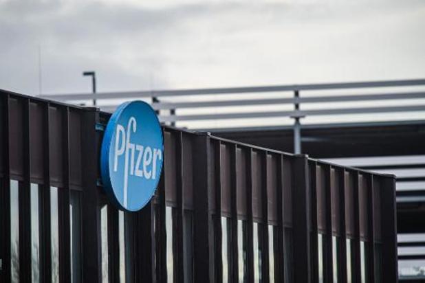 """""""Zweden schort betalingen aan Pfizer op"""""""