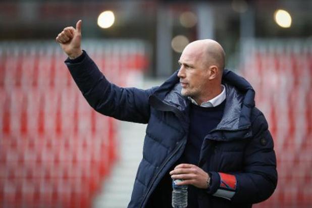 """Le Dynamo Kiev, """"pas un adversaire sexy, mais bien un gros morceau"""", pense Clement"""