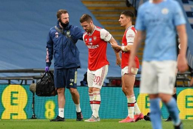 Premier League - Blessé, Shkodran Mustafi (Arsenal) manquera la finale de la FA Cup