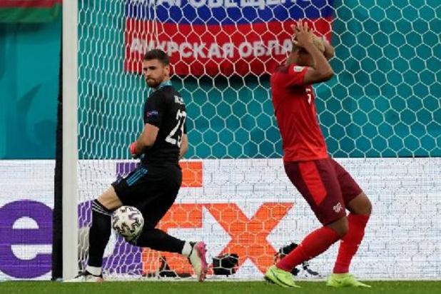 L'Espagne bat la Suisse aux tirs au but et attend le vainqueur de Belgique-Italie en demie