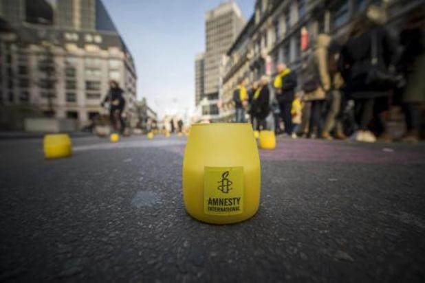 Amnesty International appelle à poursuive son engagement avec #ProtestFromHome