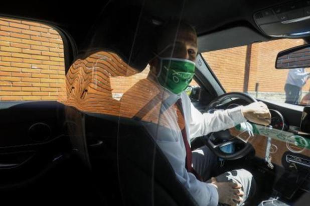 Le secteur des taxis demande une suspension des cotisations ONSS