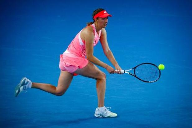 WTA Gippsland Trophy - Elise Mertens remporte Gippsland Trophy, tournoi préparatoire à l'Open d'Australie