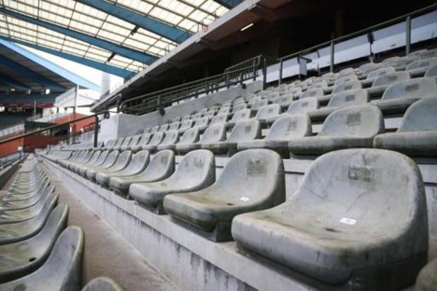 Football: le groupe de travail planche sur le retour des supporters dans les stades