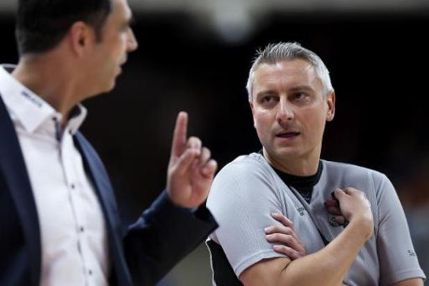 Les arbitres se sont réunis pour préparer la deuxième partie de saison de l'Euromillions Basket League