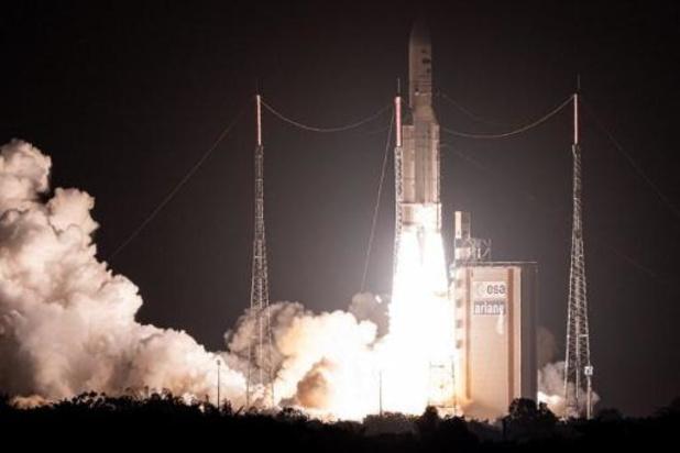Succès pour le 250e lancement d'une Ariane 5