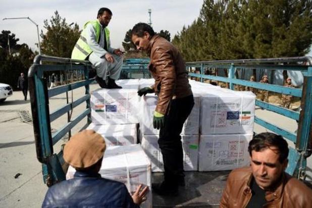 Coronavirus - Afghanistan: première livraison de vaccin en provenance d'Inde