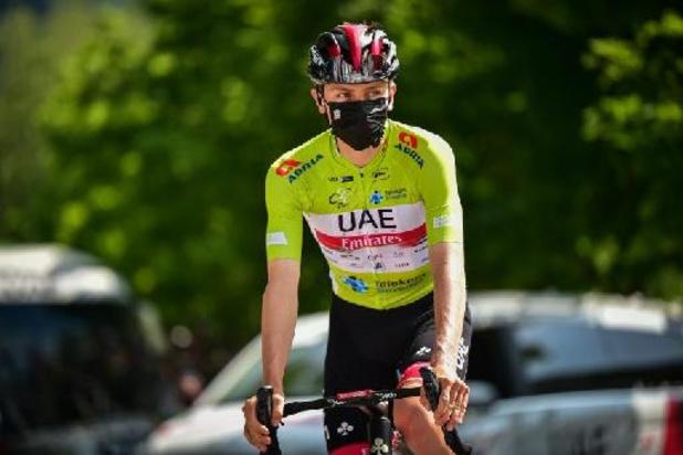 L'Allemand Phil Bauhaus (Bahrain-Merida) gagne la 5e étape, le Tour pour Tadej Pogacar