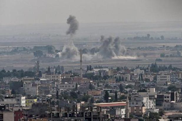 Erdogan exclut toute négociation avec les forces kurdes en Syrie