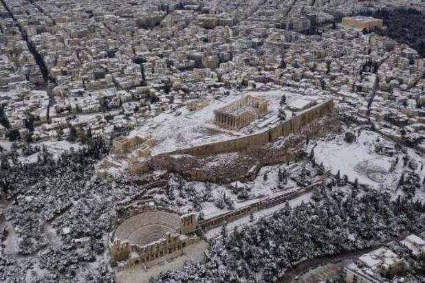 Séisme de magnitude 6,3 au centre de la Grèce