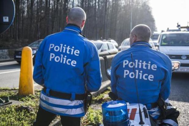 La police réfléchit à améliorer l'efficacité des contrôles routiers