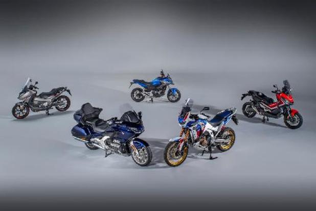 Honda viert 10de verjaardag van automatische versnellingsbak met dubbele koppeling