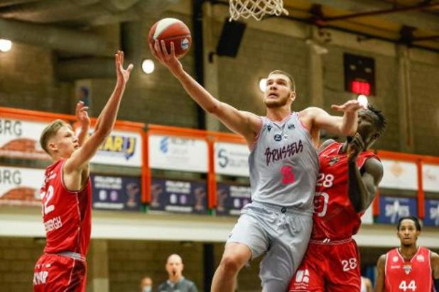 Euromillions Basket League - Brussels-Malines reporté: plusieurs joueurs bruxellois touchés par le Covid-19