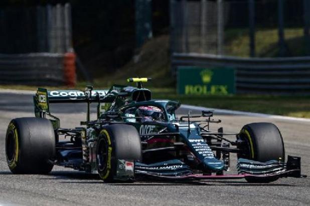 Aston Martin conserve Vettel et Stroll pour la saison prochaine