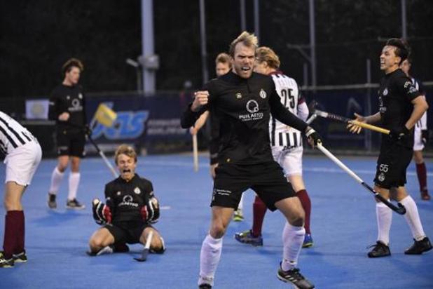 Belgian Men Hockey League - La Gantoise termine le 1er tour invaincu, le Racing qualifié sur le fil pour les play-offs
