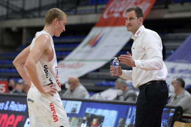 Limburg United se sépare de son coach, Sacha Massot