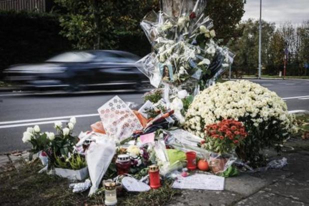 Doodrijder Merel De Prins tegengehouden in onverzekerde wagen