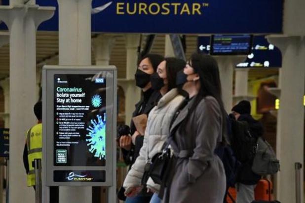 Ruim kwart meer besmettingen in Verenigd Koninkrijk