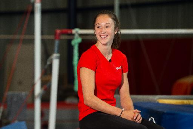 Championnats d'Europe de gymnastique: Nina Derwael manquera l'Euro par précaution
