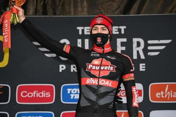 """Superprestige veldrijden - Laurens Sweeck boekt """"meest emotionele overwinning"""""""