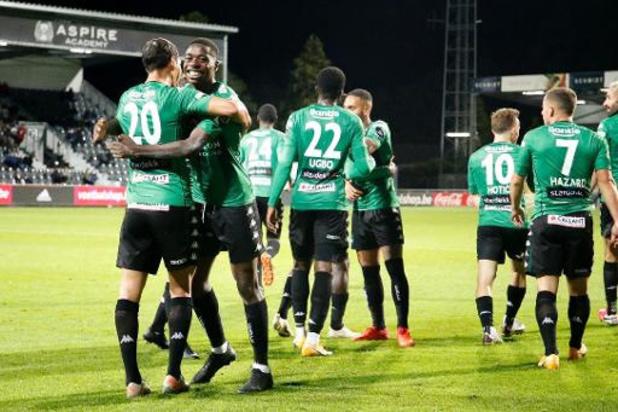 Jupiler Pro League - Le Cercle s'impose à Eupen, OHL bat Zulte Waregem