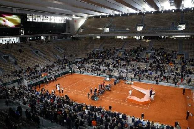 """""""Décalage de quelques jours"""" de Roland-Garros envisagé par les autorités françaises"""