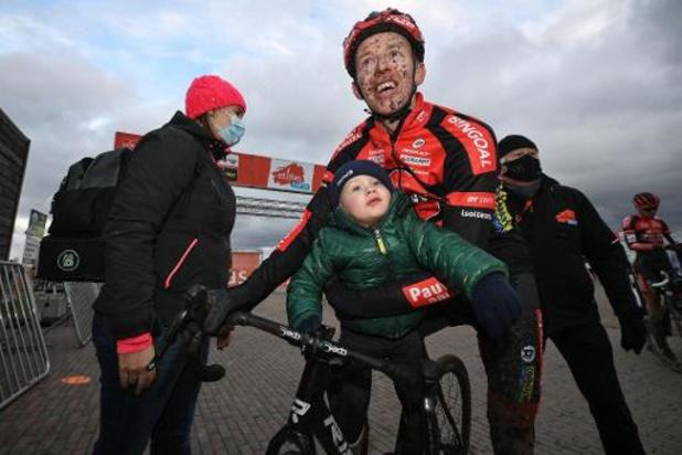 Dieter Vanthourenhout neemt met 18e plaats afscheid van het veldrijden